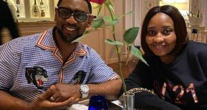 Biodun Fatoyinbo and wife