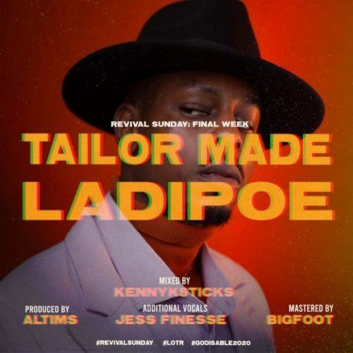 LadiPoe – Tailor Made [AuDio]