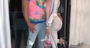 Nicki Minaj and husband
