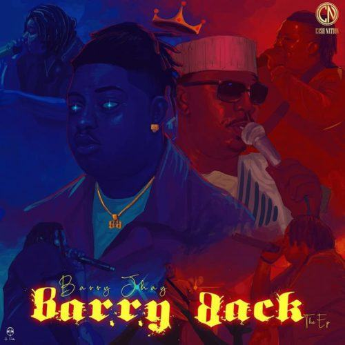 Barry Jhay – Only You ft Davido [AuDio]