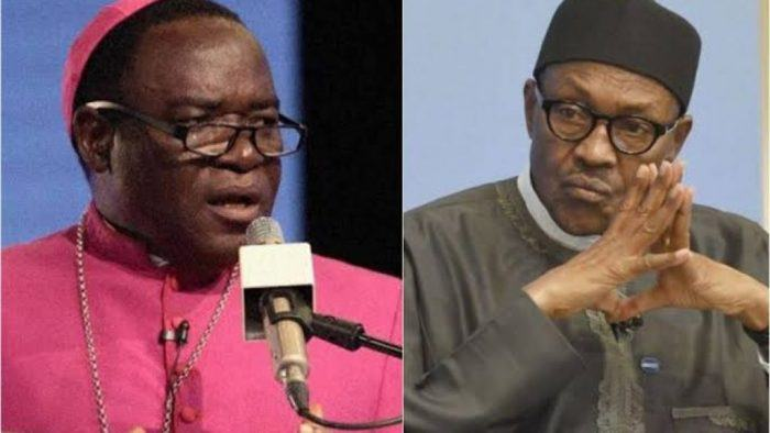 Bishop Kukah and Muhammadu Buhari