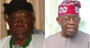 Bode George and Bola Tinubu