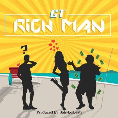 GT the Guitarman – Rich Man [AuDio]