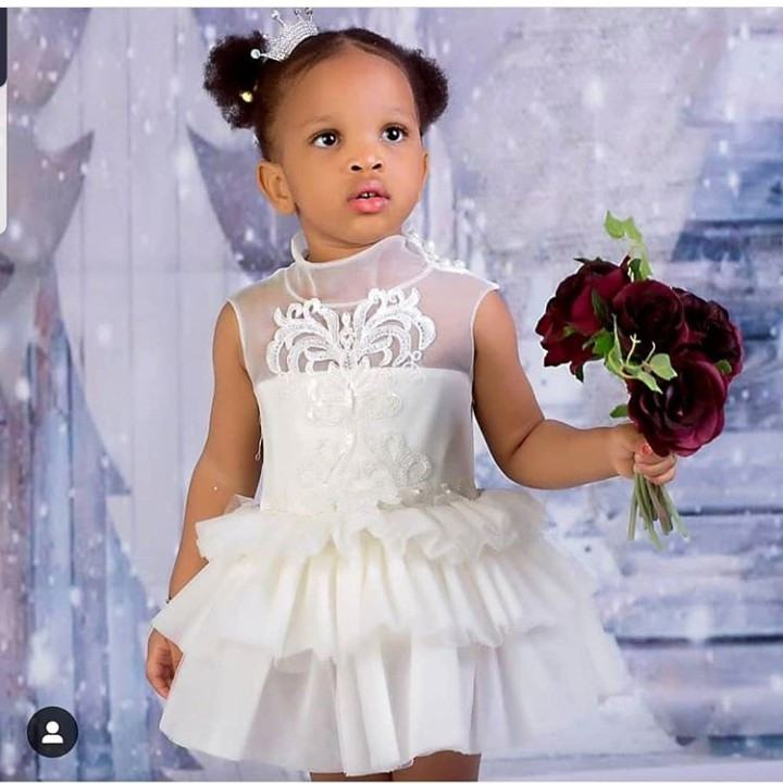Joseph Yobo's daughter