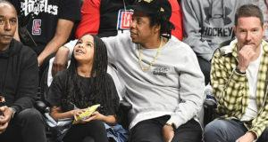 Jay Z and Blue Carter2