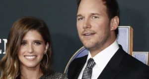 Chris Pratt and Katherine Schwarzenegger