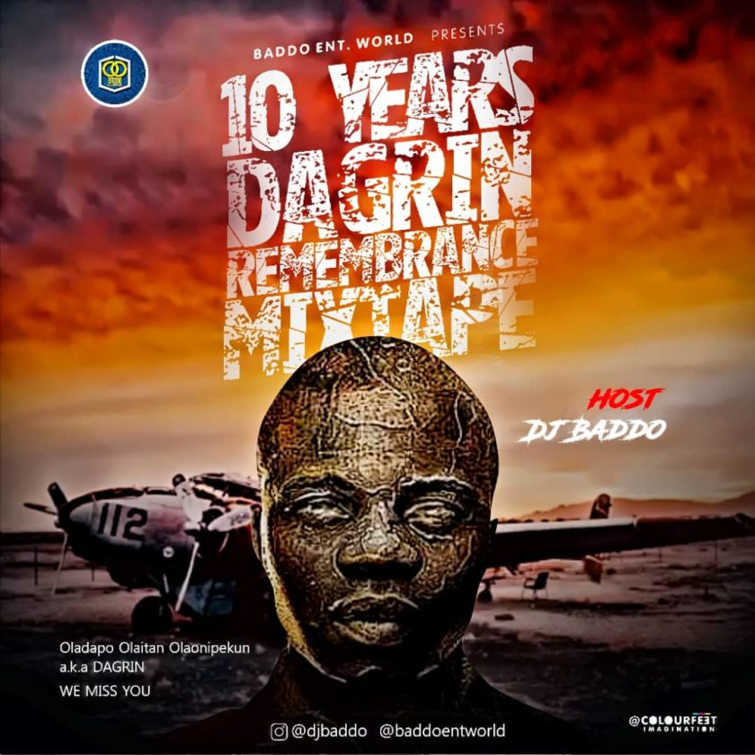 DJ Baddo – Best Of Dagrin [MixTape]