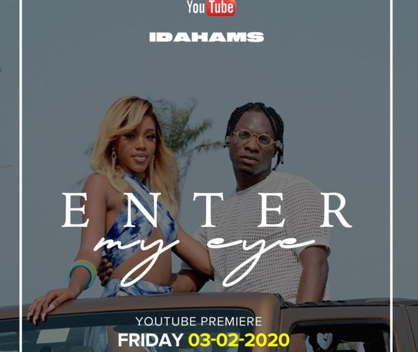 Idahams – Enter My Eye [ViDeo]