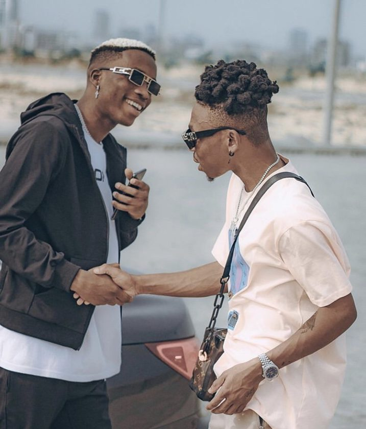 Lil Frosh and Mayorkun