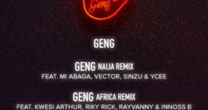 Mayorkun – Geng [Remix EP]