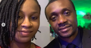 Nathaniel Bassey and his wife