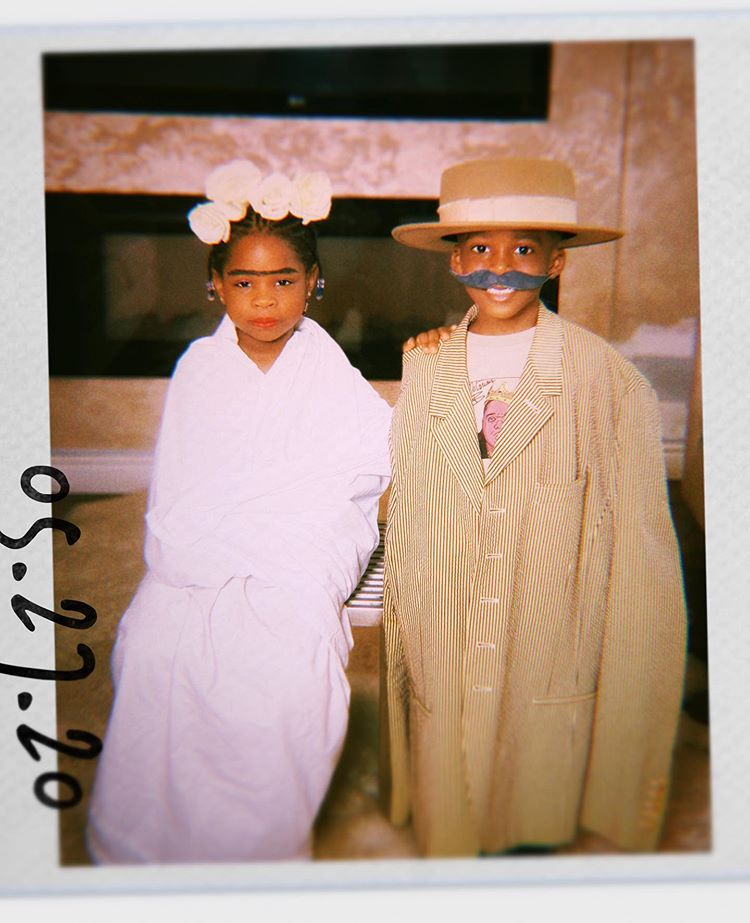Jamil and Imade Adeleke