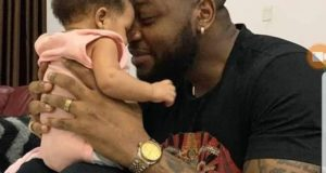 Teddy A and his daughter