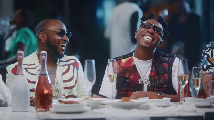 Mayorkun & Davido – Betty Butter [ViDeo]