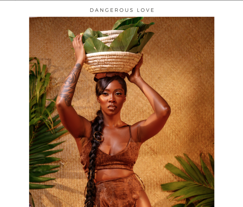 Tiwa Savage – Dangerous Love [Video]