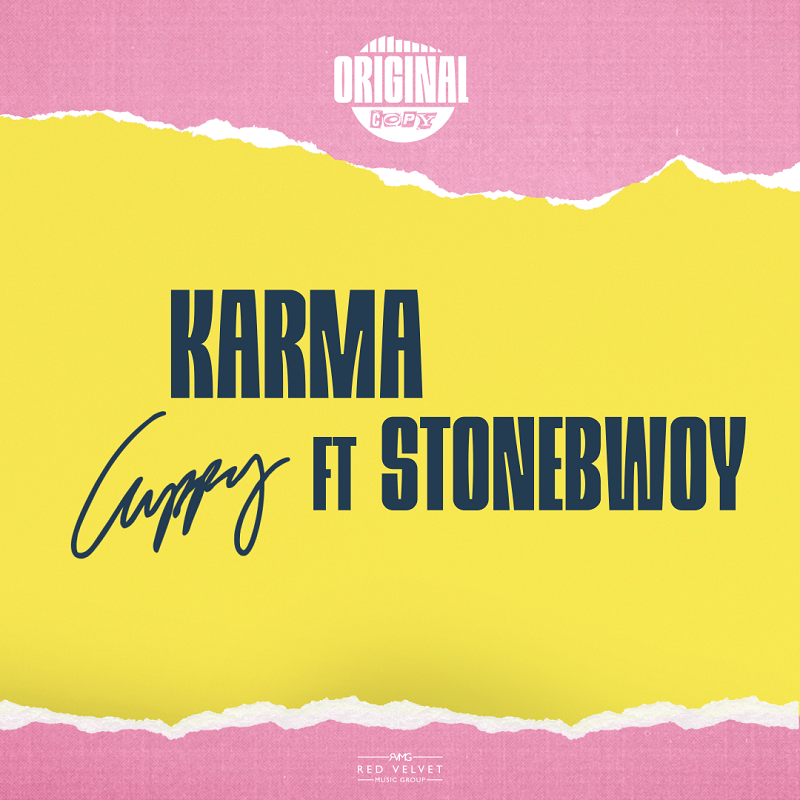 Cuppy – Karma ft Stonebwoy