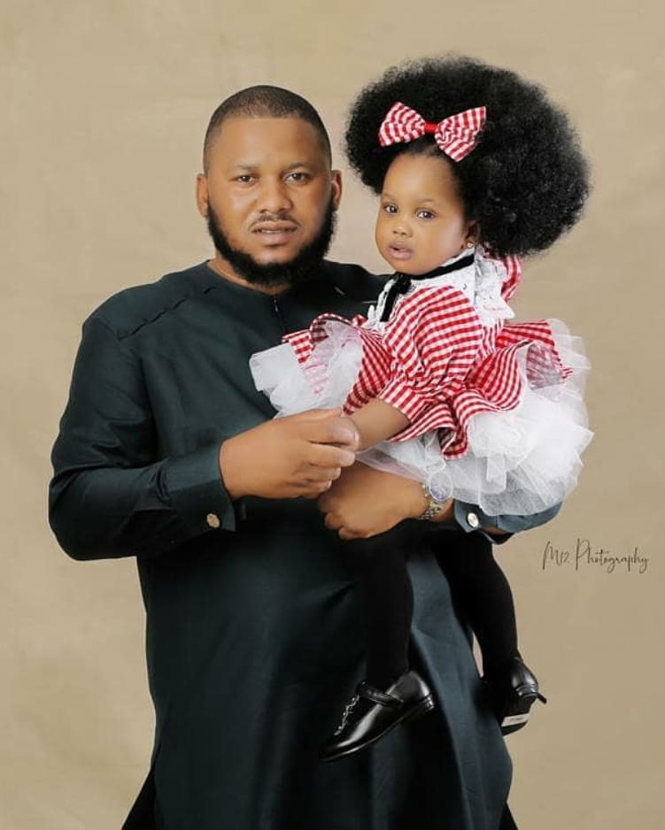 Ronke Odusanya and her daughter