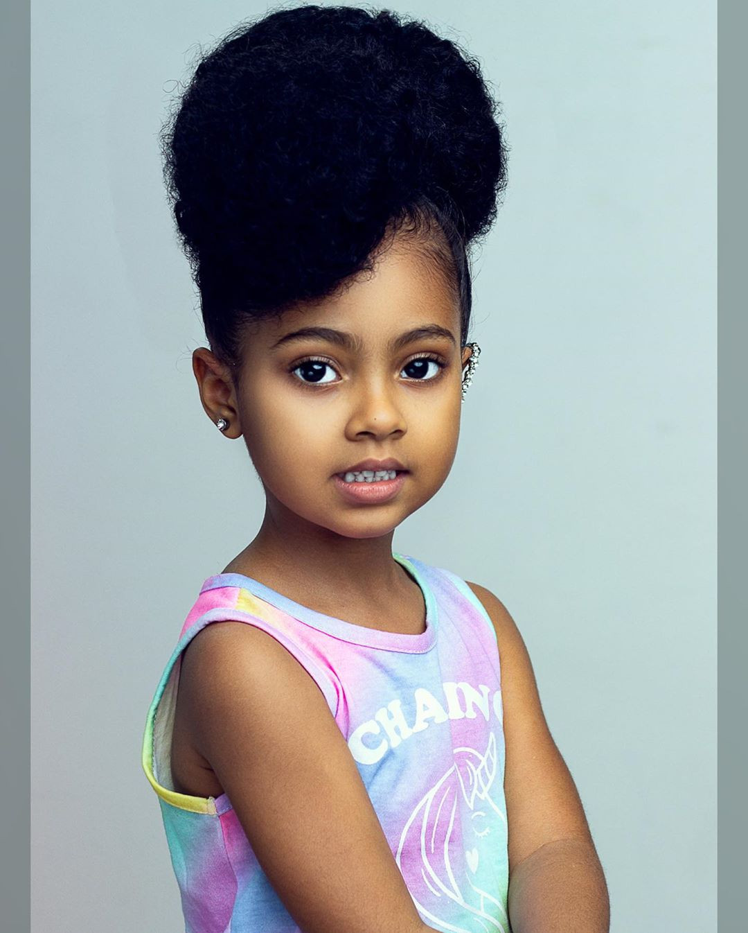 Ufuoma McDermott's daughter