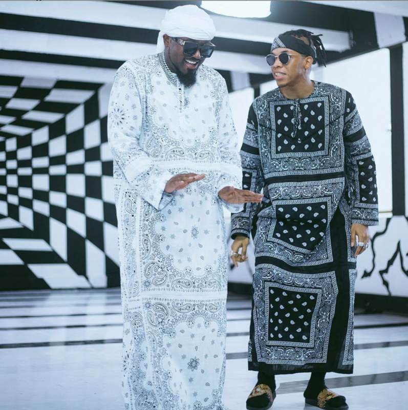 Ice Prince – Make Up Your Mind ft Tekno [ViDeo]