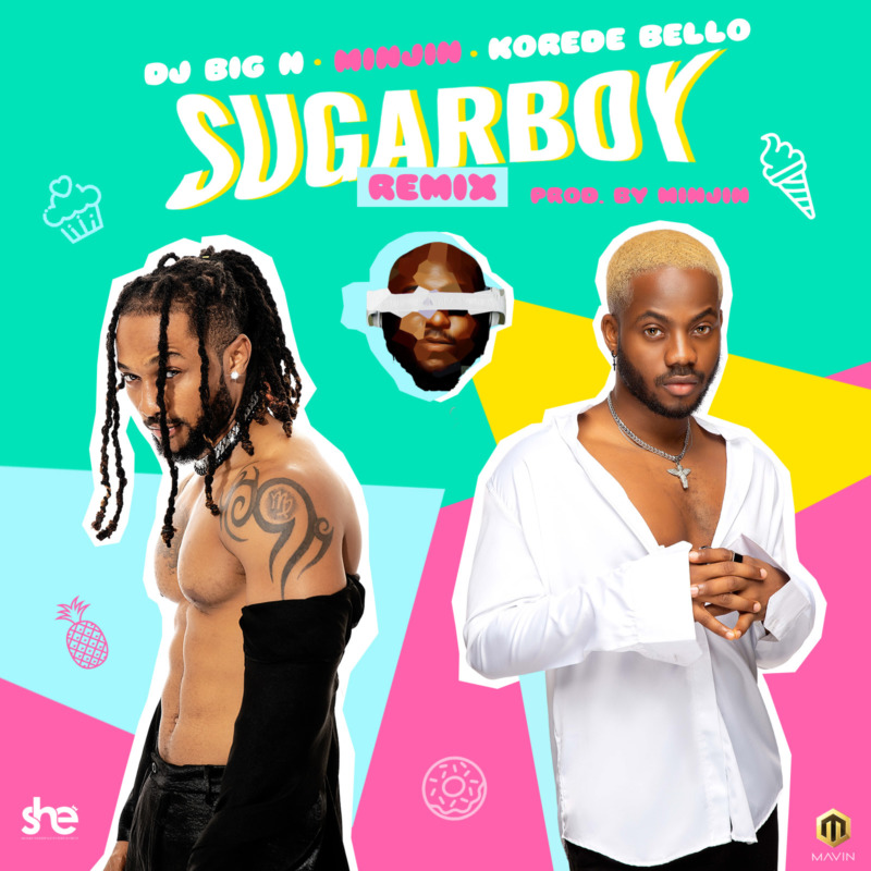 Minjin – Sugarboy (Remix) ft Korede & Dj Big N