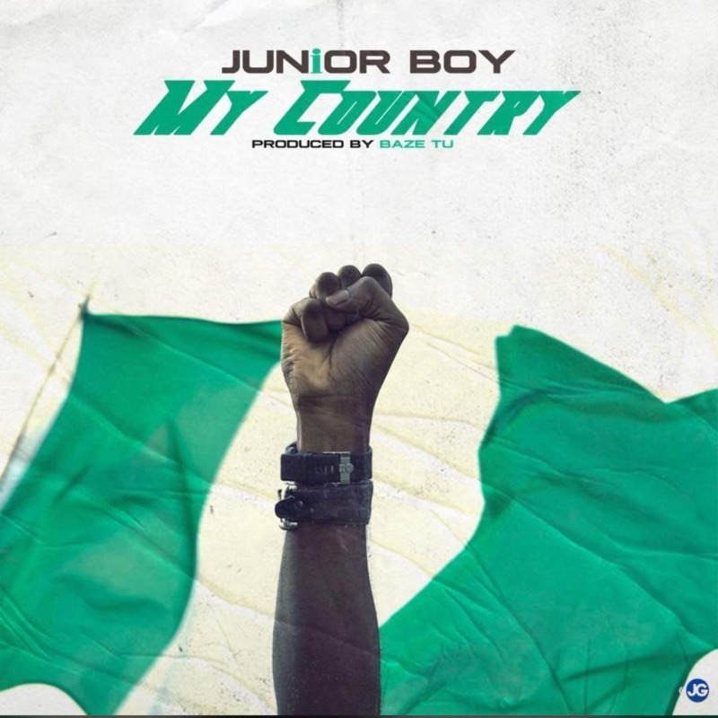Junior Boy – My Country