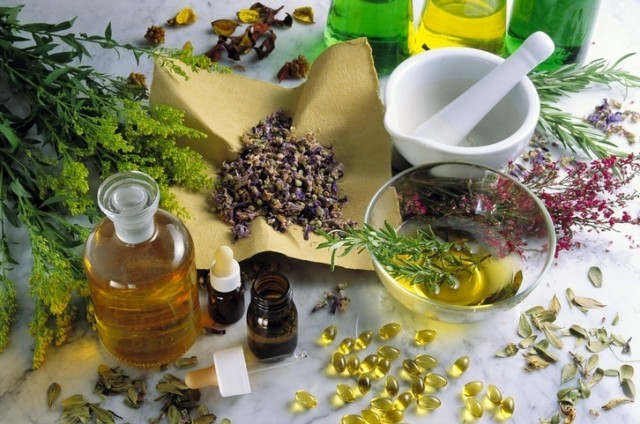 Natural Supplements and Herbs