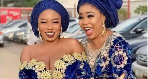 Wunmi Toriola and Seyi Edun