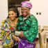 Iyabo Ojo and her late mum