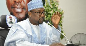 Governor Sani Bello