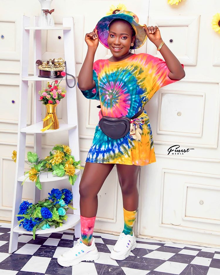 Segun Ogungbe's daughter