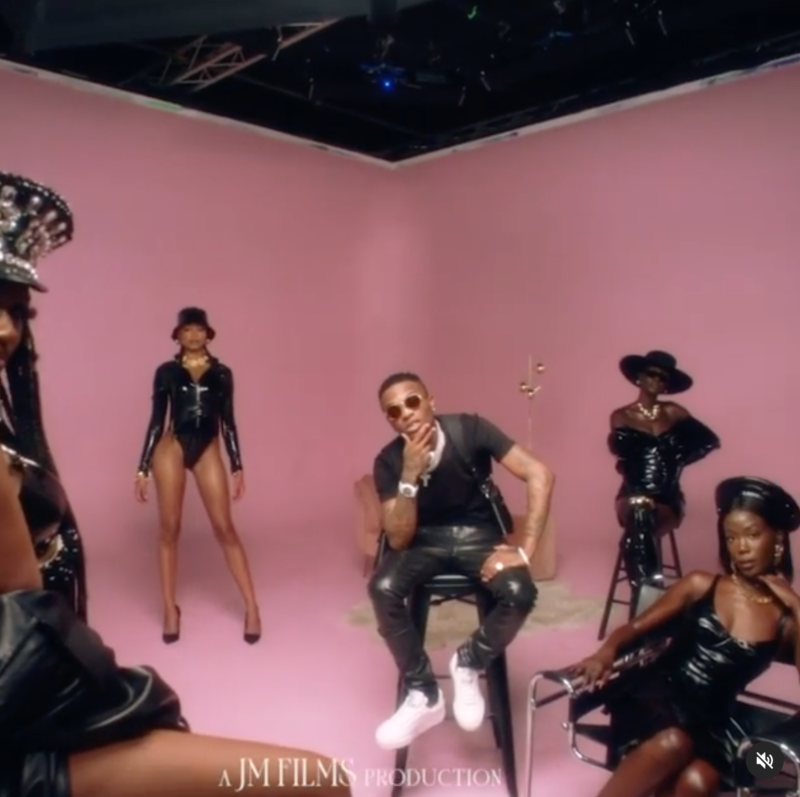 WizKid – No Stress [ViDeo]