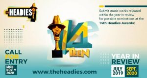 2020 Headies Nomination Full List