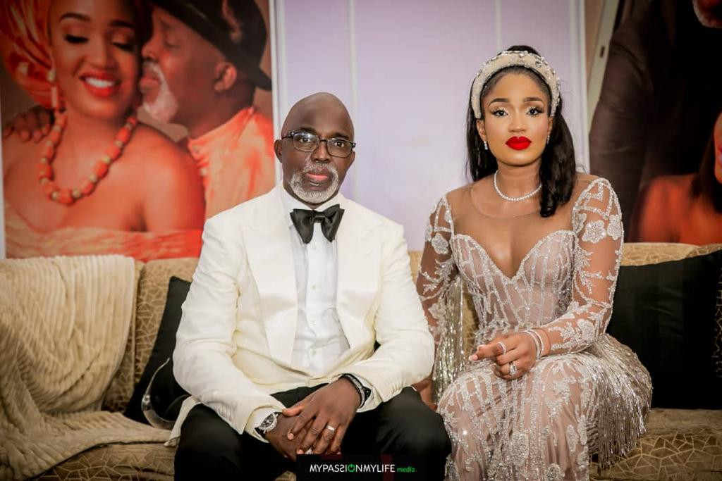 Amaju Pinnick and his wife