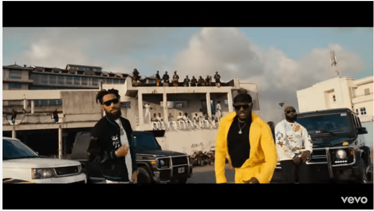 Phyno - For the Money ft Peruzzi [ViDeo]