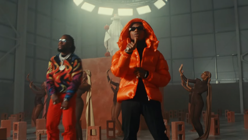WizKid - Ginger ft Burna Boy [ViDeo]