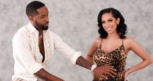 Safaree and his wife