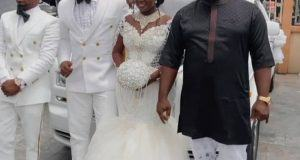 Harrysong's wedding