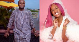 Isreal DMW and DJ Cuppy