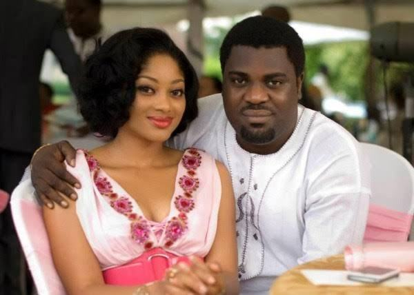 Yomi Black and his wife