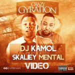Dj Kamol - Crazy Gyration ft Skailey Normal