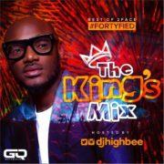 Deejay HighBee - Best Of 2face #FORTYFIED [MixTape]