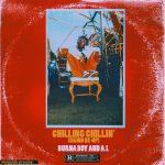 Burna Boy - Chilling Chillin' ft AI [AuDio]